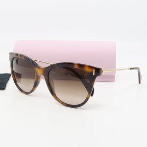STOA32 09AJ Tous Havana/ Brown Gradient Sunglasses